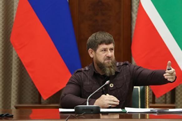 """В Чечне обвинили СМИ в """"корявом"""" переводе слов Кадырова"""