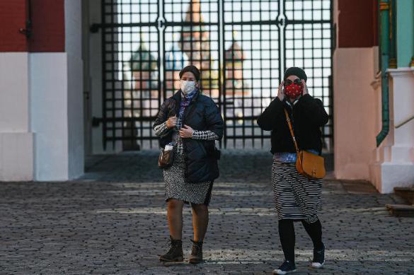 Почти 145 тысяч москвичей проверили за коронавирус за месяц