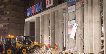 Прибалтика оплакивает жертв обрушения ТЦ в Риге
