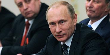 Путин: Призывники могут служить на оборонных предприятиях