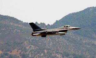 ВВС Турции за день 42 раза нарушили воздушные границы Греции