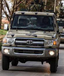 Армия Халифы Хафтара начала второй этап наступления на Триполи