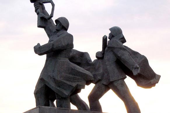 Памятник освободителям в Риге под угрозой сноса