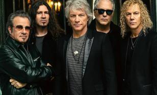 Группа Bon Jovi записывает песню в поддержку Джорджа Флойда