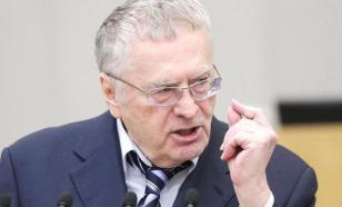 Жириновский оценил риск возникновения военного мятежа в Белоруссии