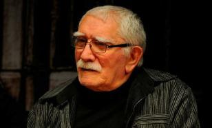 Степан Джигарханян опубликовал последнее фото приёмного отца