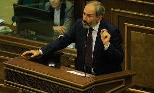 Парламент Армении не избрал Пашиняна, чтобы начать самороспуск