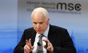 Маккейн: С Латакии Россия распространит свое влияние на весь регион