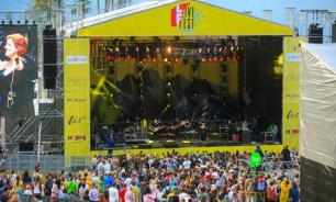 """Более пяти тысяч зрителей собрал летний фестиваль Live Fest Summer на курорте """"Роза Хутор"""""""