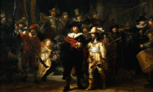 Рембрандта реставрируют онлайн