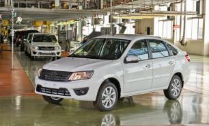 Lada Granta стала самым популярным автомобилем в России - аналитики