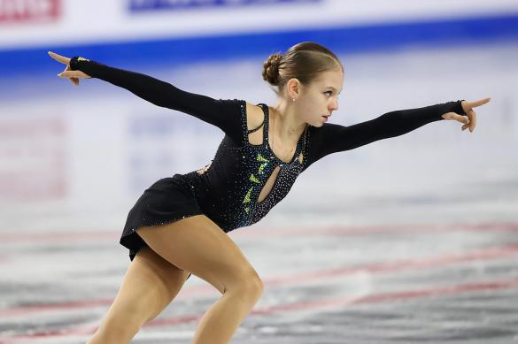 Трусова опередила Загитову в произвольной программе Japan Open