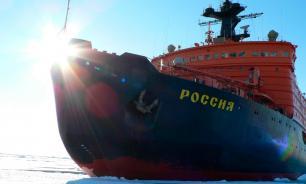 """""""Печат"""": США стремятся лишить Россию прав на Северный морской путь"""