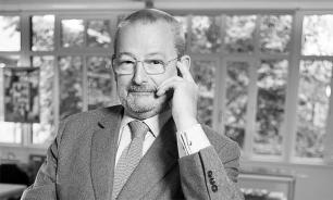 Умер легендарный модельер Патрик-Луи Виттон