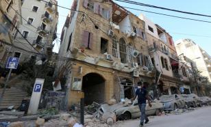 Свыше 60 человек пропали без вести после ЧП в Бейруте