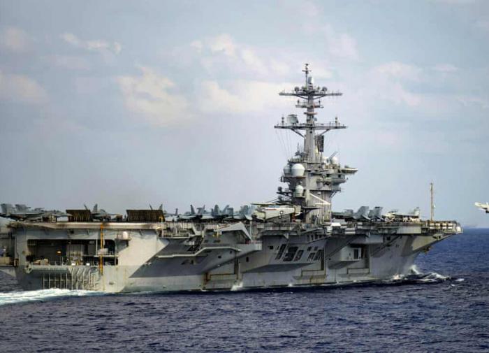 Для противостояния с Китаем США расширяет свой ВМФ
