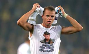 Футболист Тарасов сообщил о беременности жены