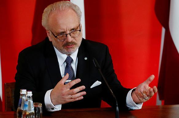 В архивах КГБ найдена информация на действующего президента Латвии