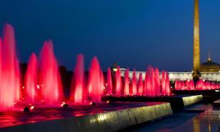 Собянин рассказал, как часто меняется вода в фонтане