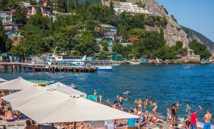 В крымских отелях наблюдается рекордная загруженность