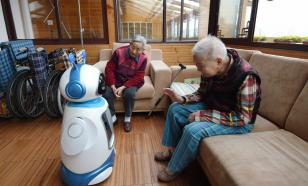 Могут ли роботы ухаживать за пожилыми людьми?