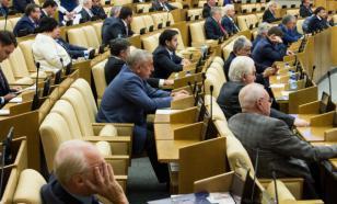 Россияне не знают действующих депутатов Госдумы