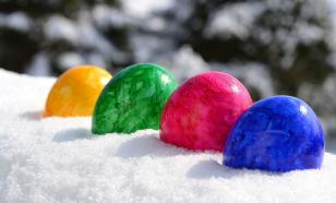 Пасхальное яйцо - оно не простое
