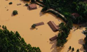 В Бразилии при обвале дамбы погибли 17 человек