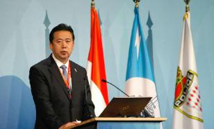 Глава Интерпола исчез во время визита в Китай