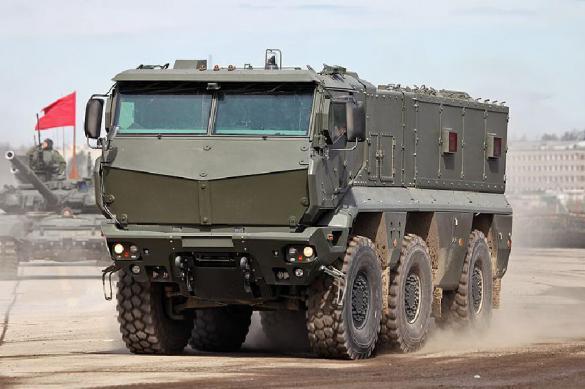 """Российские десантники получат дальнобойные мини-""""Искандеры"""""""