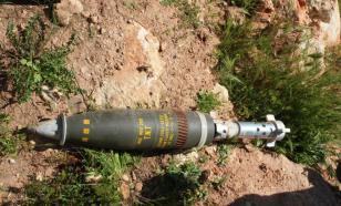 В Москве при земляных работах был найден снаряд времен войны