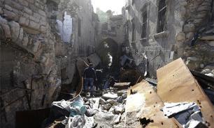 Сирия потребовала от США вывода войск - иначе война