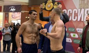 Украинский боксёр заразился гепатитом в бою с россиянином Воробьёвым