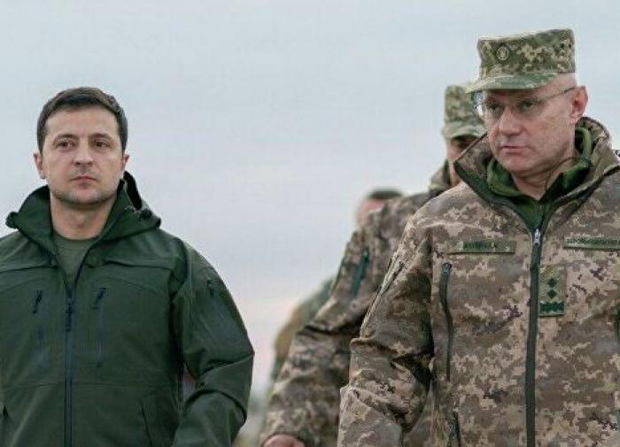 Зеленский рассказал о планах построить военно-морской флот к 2035 году