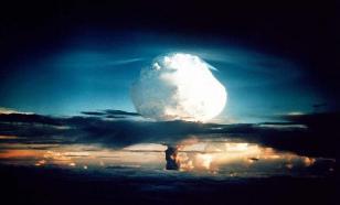 ВЦИОМ заявил, что 83% россиян считают ядерное оружие необходимым