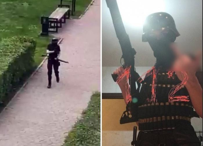 Обвиняемый в массовом убийстве пермских студентов Бекмансуров признал вину