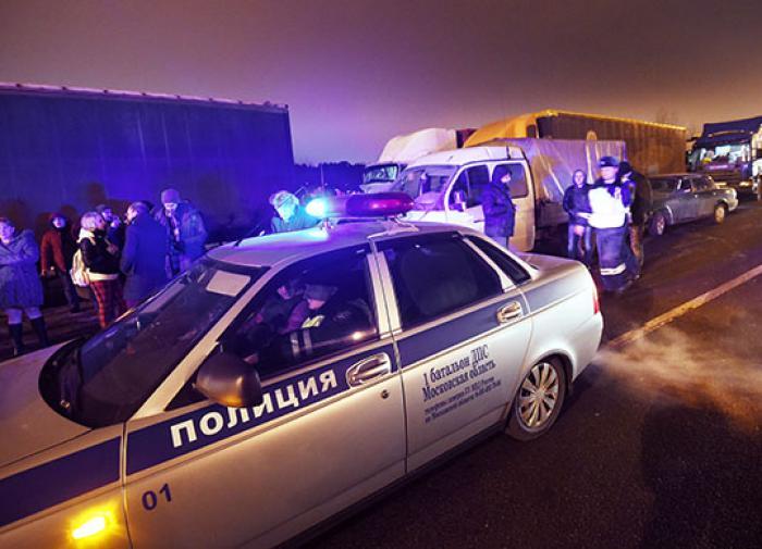 Погоня за барсеточником закончилась для милиционеров в больнице