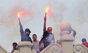 """Фанаты  """"Арсенала"""" требуют от УЕФА перенести финал Лиги Европы из Баку"""