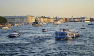 В Петербурге уровень воды снизился до 108 сантиметров