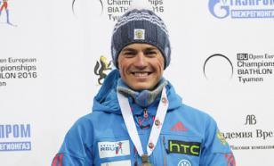 Бабиков выиграл вторую гонку подряд на этапе Кубка России по биатлону