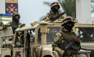 Армия Египта уничтожила двух экстремистов во время спецоперации