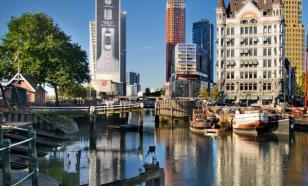 В Нидерландах установят первый напечатанный мост