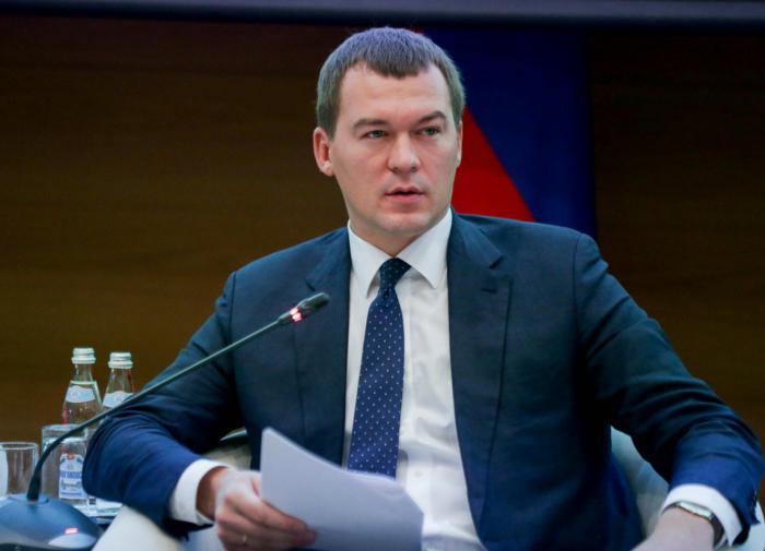 Назначен врио главы Хабаровского края