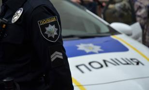 Под Донецком неизвестные обстреляли краской машину с членами УИК
