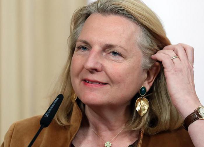 Бывший глава МИД Австрии вошла в совет директоров Роснефти