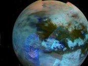 Составлена первая карта Титана