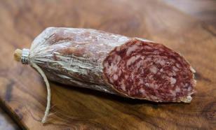 Колбаса с сибирской язвой попала в магазины Болгарии