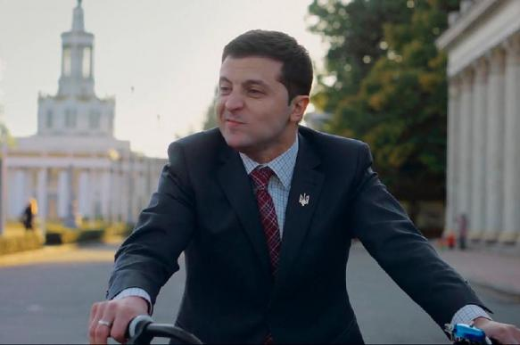 Зеленский обматерил власть на российском ТВ