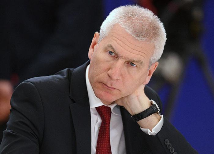 Министр спорта предложил новую мелодию на замену гимна России