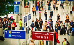 Аэропорты усиливают меры безопасности